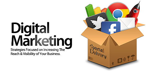 Creative Digital Marketing Agency