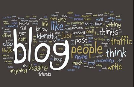 menulis di blog itu menyenangkan