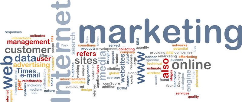 media pemasaran internet